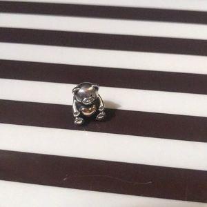 Pandora Teddy Bear Charm